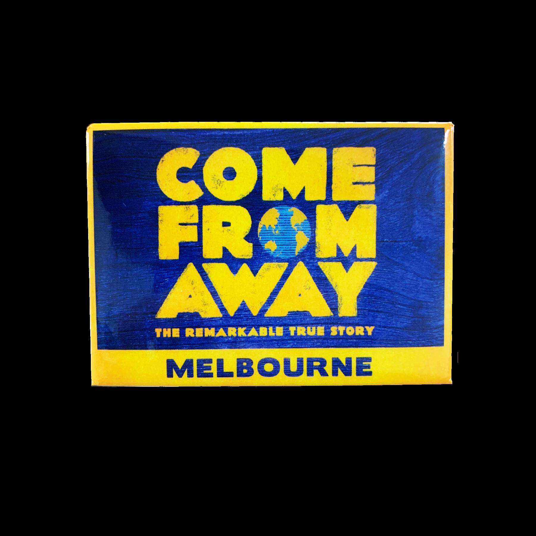 CFA AUS Melbourne Magnet