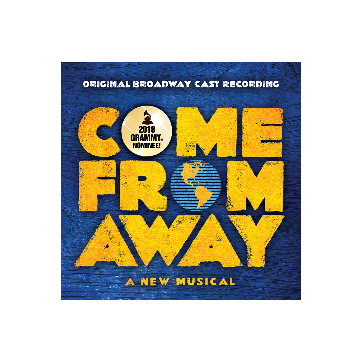 CFA Broadway Cast Album CD